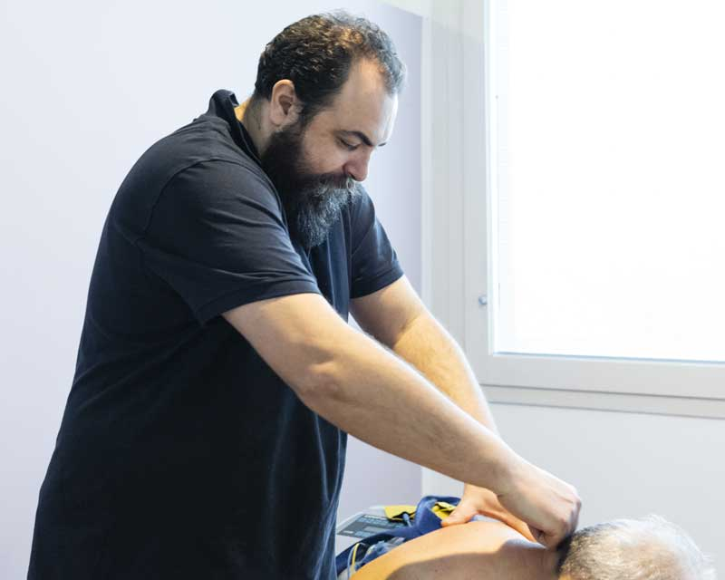 CMR centro di fisioterapia Bologna